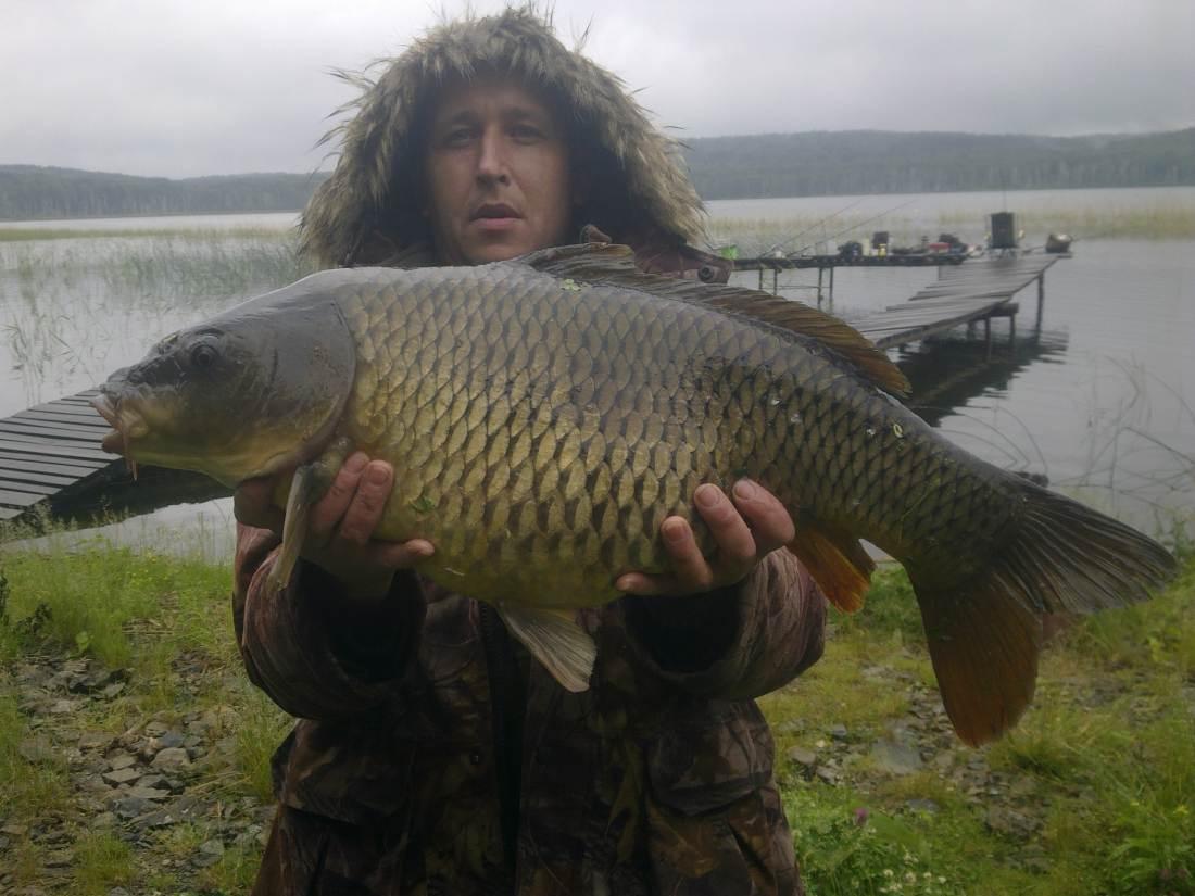рыбалка в стариково