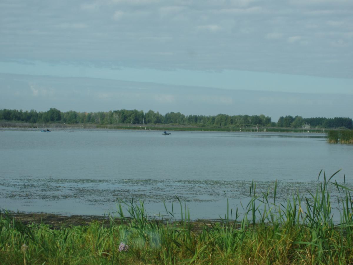 Рыбаки на Сугояке (25.04.2017) - Озеро Сугояк