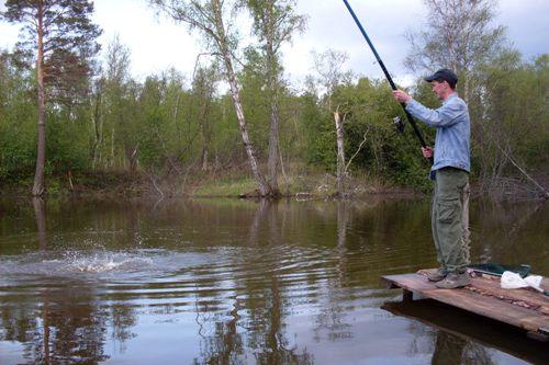 Рыбалка в Челябинской области - Нязепетровское водохранилище